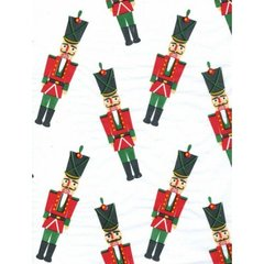 Nutcracker Christmas Tissue Paper - 10 Sheets