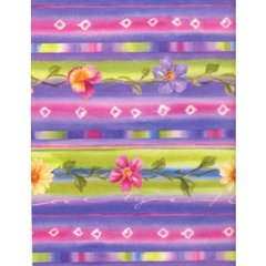 "Hawaiian Floral Tissue Paper - Twenty 20"" x 30"" Sheets"