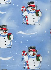Frosty The Snowman Christmas Tissue Paper - 120 Sheets
