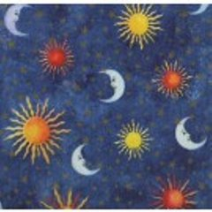 Celestial Sky Tissue Paper - Ten Sheets