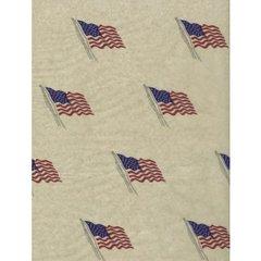 United States Flag Tissue Paper - 240 Sheets