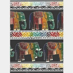 Elephant Heavy Gift Wrapping Gift Wrapping - 6 Foot Sheet
