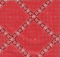 Bandana Gift Wrapping - 6 Ft Sheet