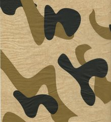 Desert Camouflage Tissue Paper - 10 Sheets
