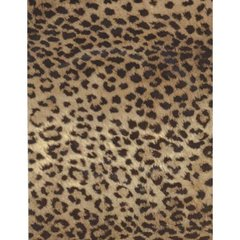 Leopard Hide Heavy Gift Wrapping - 30 Ft Roll