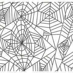 Spider Webs Tissue Paper - 120 Sheets