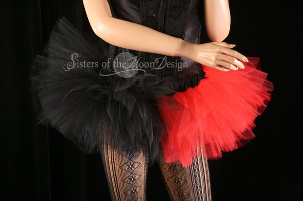 Harley Quinn Mini Tutu Skirt