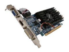 GIGABYTE GeForce 210 DirectX 10.1 GV-N210D3-1GI 1GB 64-Bit DDR3 PCI Express 2.0 x16 HDCP Ready Low Profile Ready Video Card