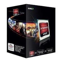 AMD AMD A6-7400K Kaveri Dual-Core 3.5 GHz Socket FM2+ AD740KYBJABOX Desktop Processor Radeon R5 series