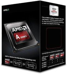 AMD A10-6790K Richland 4.0 GHz (4.3GHz Turbo) Socket FM2 100W Quad-Core Desktop Processor – Black Edition AMD Radeon HD 8670D