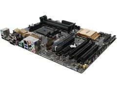 ASUS A88X-PLUS/USB 3.1 FM2+ AMD A88X (Bolton D4) SATA 6Gb/s USB 3.1 USB 3.0 HDMI ATX Motherboards - AMD