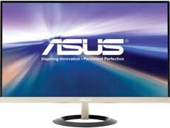 "ASUS VZ249H Frameless 23.8"" 5ms (GTG) IPS Widescreen LCD/LED Monitors, HDMI 1920X1080 Ultra-Slim Design, W/ eye care feature and flicker free Technology, 178/178 Viewing Angle and build in speakers"