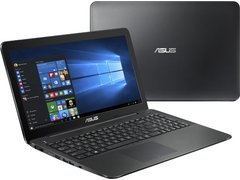 "ASUS Laptop X555YA-DB84Q AMD A8-Series A8-7410 (2.20 GHz) 8 GB Memory 1 TB HDD AMD Radeon R5 Series 15.6"" Windows 10 Home 64-Bit"