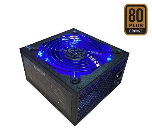 APEVIA ATX-JP1000W 1000W ATX12V SLI CrossFire 80 PLUS BRONZE Certified Power Supply