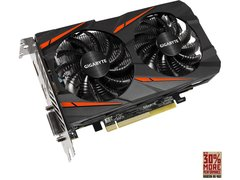GIGABYTE Radeon RX 460 WINDFORCE OC 2GB GV-RX460WF2OC-2GD