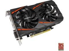 GIGABYTE Radeon RX 460 WINDFORCE OC 4GB GV-RX460WF2OC-4GD