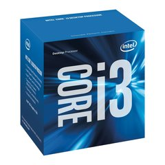 Intel Core i3-6100 3M 3.7 GHz LGA 1151 BX80662I36100 Desktop Processor
