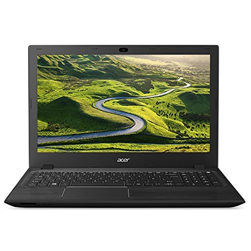 """Acer Aspire F NX.GD3AA.001;F5-573-58SW 15.6"""" Traditional Laptop, Black"""