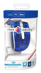 PDP Rock Candy Wireless Mouse - Blueberry Boom (904-002-NA-BL)
