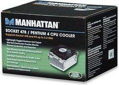 Manhattan 701853 Intel S478 CPU Cooler