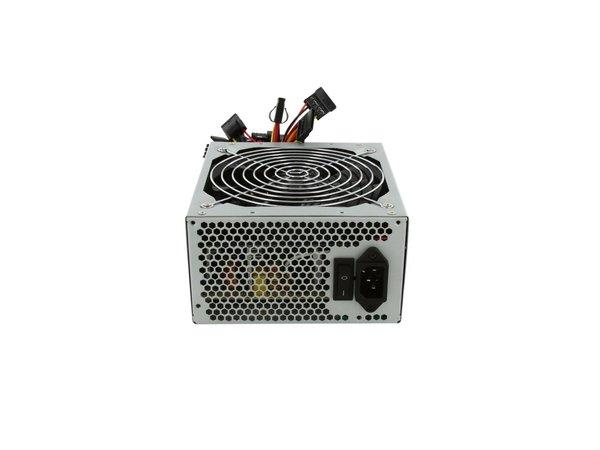 COOLMAX ZX Series ZX-700 700W ATX12V v2.2 / EPS12V v2.91 SLI Ready CrossFire Ready 80 PLUS Certified Active PFC Power Supply
