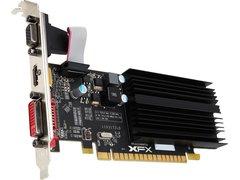 XFX HD 5000 Radeon HD 5450 DirectX 11 HD-545X-ZQH2 1GB 64-Bit DDR3 PCI Express 2.1 x16 HDCP Ready Low Profile Ready Video Card