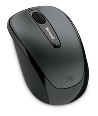 Microsoft Wireless Mobile Mouse 3500 - Loch Ness Gray
