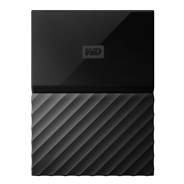 WD My Passport 2TB 5,400 RPM USB 3.0 Hard Drive - Black