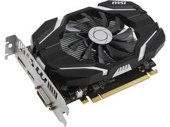 MSI GeForce GTX 1050 DirectX 12 GTX 1050 2G OC 2GB 128-Bit GDDR5 PCI Express 3.0 x16 HDCP Ready ATX Video Card