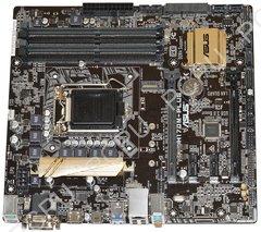 ASUS PRIME B250M-PLUS LGA 1151 Intel B250 HDMI SATA 6Gb/s USB 3.0 Micro ATX Motherboards - Intel