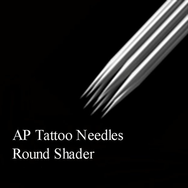 AP Tattoo Round Shader Needles