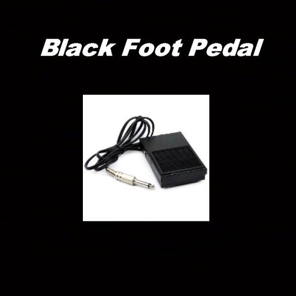 Black Foot Pedal