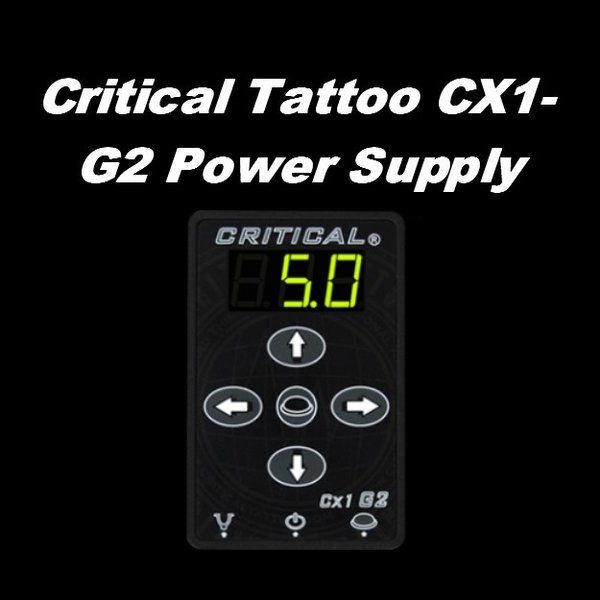Critical Tattoo CX1-G2 Power Supply