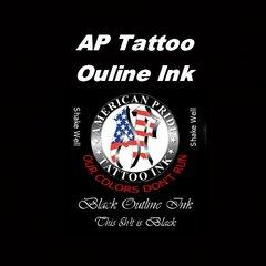 AP Black Outlining Ink