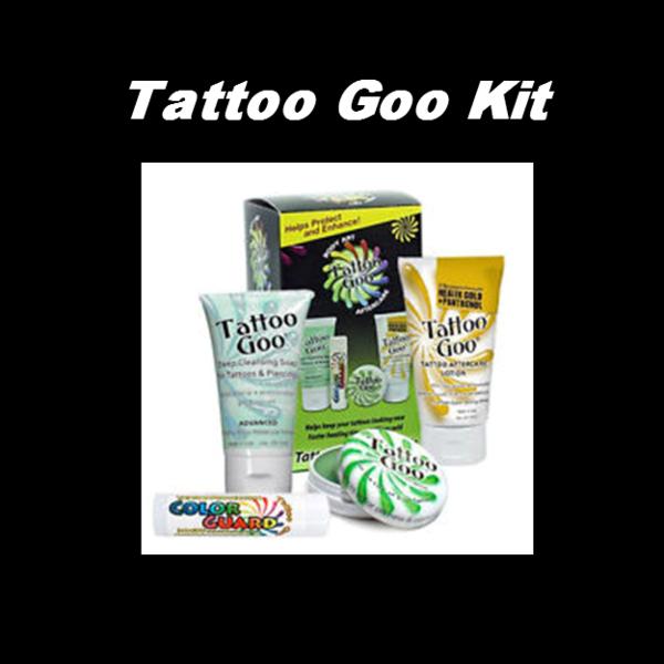Tattoo Goo Kit