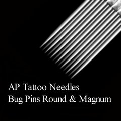 AP Tattoo Bug Pin Needles