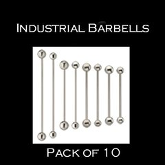 Industrial Barbells