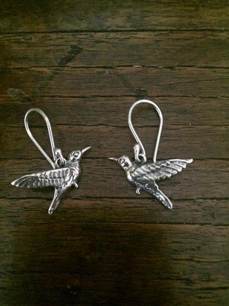 Hummingbird Earrings - Sterling Silver 1miHI5N4yE