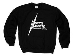 Morris Magneto Sweatshirt (black)