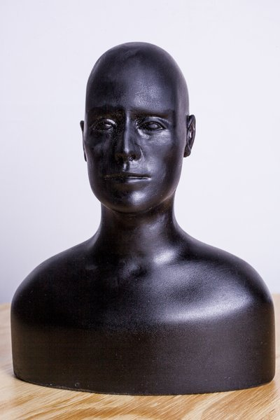 Maquette Head Bust - Quarter Scale