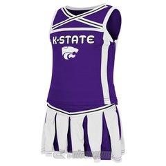 K-State Wildcats Toddler Handspring Cheerleader Set