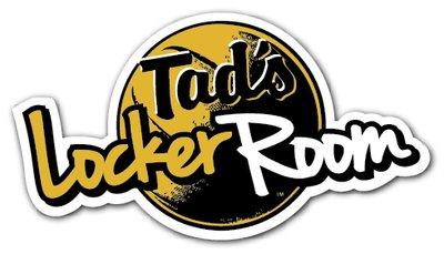 TAD'S LOCKER ROOM