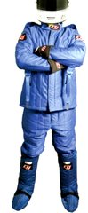 DJ SAFETY FIRESUIT SFI 3-2A/20 PANTS BLACK 3XL
