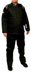DJ SAFETY FIRESUIT SFI 3-2A/15 1 PC BLACK S,M,L,XL