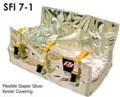 DJ SAFETY DRAGSTER FLEXIBLE KEVLAR SFI 7-1