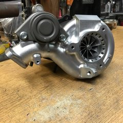 Stage 2 EVO 10 58/58 Anti-Surged XTR-Billet Extended Tip Compressor