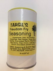 Targil's Freedom Fry Seasoning - 8 oz.