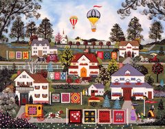 THE QUILTS OF CAPE COD - REMARQUE