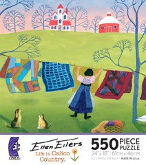 AIRING AUNTIE'S QUILTS