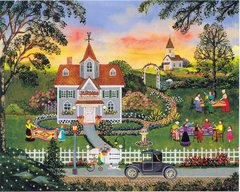 THE GARDEN QUILTING CLUB